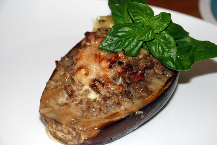 Баклажаны с мясом рецепт в духовке